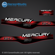Mercury outboard 1994 1995 1996 1997 1998 150 hp 150hp decal set kit sticker  stickers decals graphics